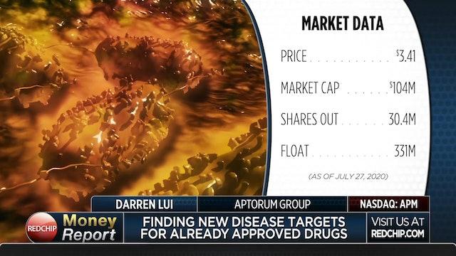 Exclusive interview with Aptorum Group (NASDAQ: APM) President Darren Lui