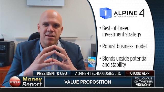 Alpine 4 Technologies Exclusive Interview