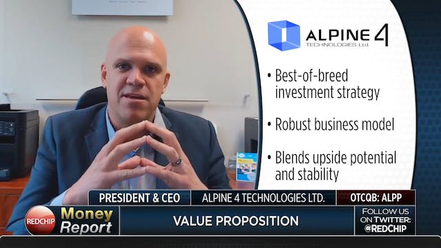Alpine 4 Technologies Exclusive Inter...