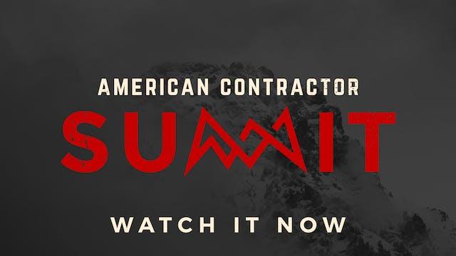American Contractor Summit