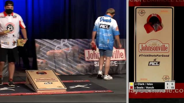 Las Vegas Qualifier Vonch-Seals vs. C...