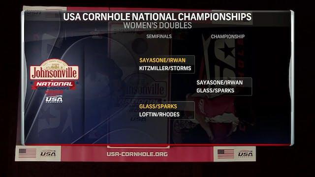 2020 USA Cornhole Championships Spark...
