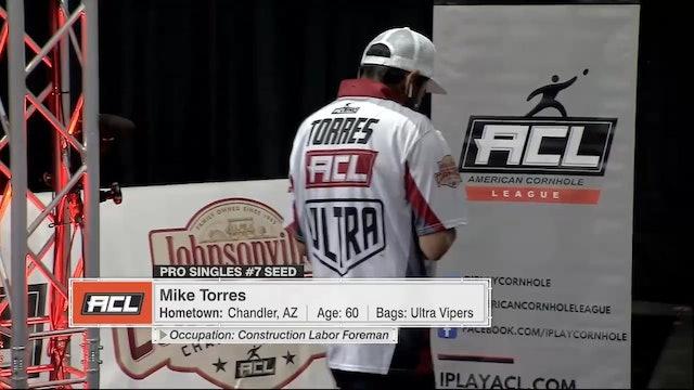 Phoenix Qualifier Rubin vs. Torres