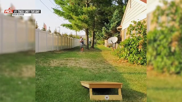 Trickshot Tuesday 9-8-20