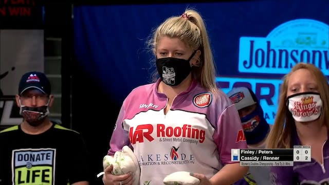 Women's Doubles World Champs Renner a...