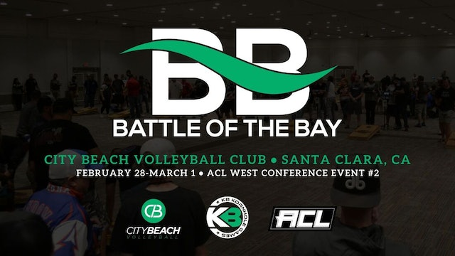 2020 Battle of the Bay (West Conference Event #2) Day 2 Part 2