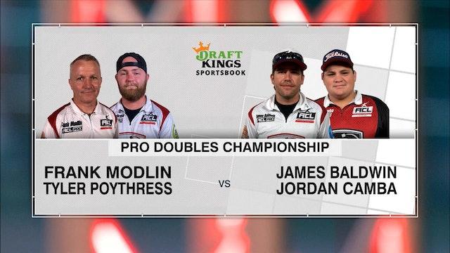 2021 ACL World Championships Camba-Baldwin vs Poythress-Modlin