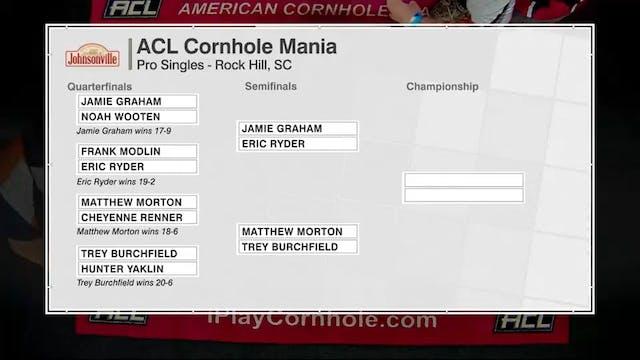 Rock Hill Qualifier Graham vs. Ryder