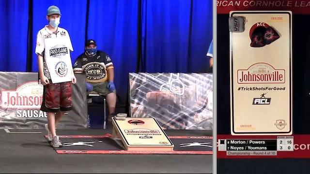 Brad Powers 3 Bag Airmail