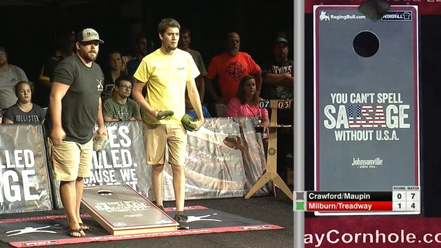 2018 ACL Championships Day 1