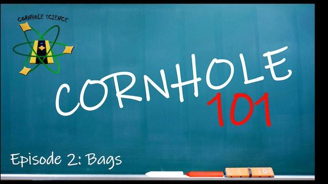 Cornhole Science: Bags Cornhole 101