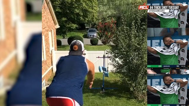 Trickshot Tuesday 8-25-20