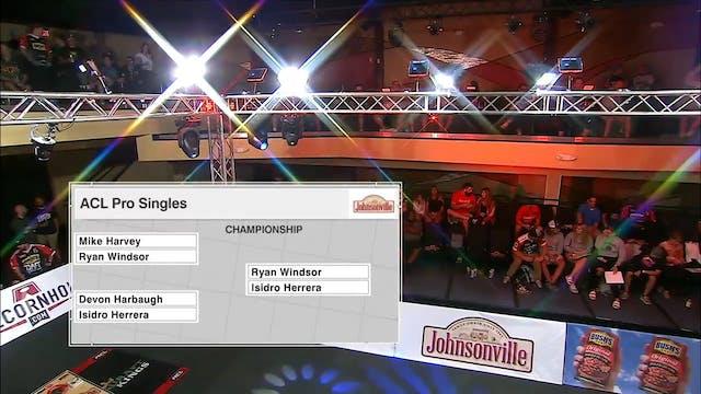 2021 Final Chase Ryan Windsor vs Isid...