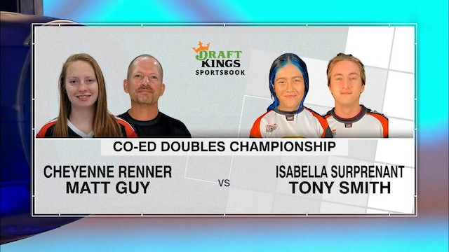 2021 ACL World Championships Surprenant-Smith vs Guy-Renner