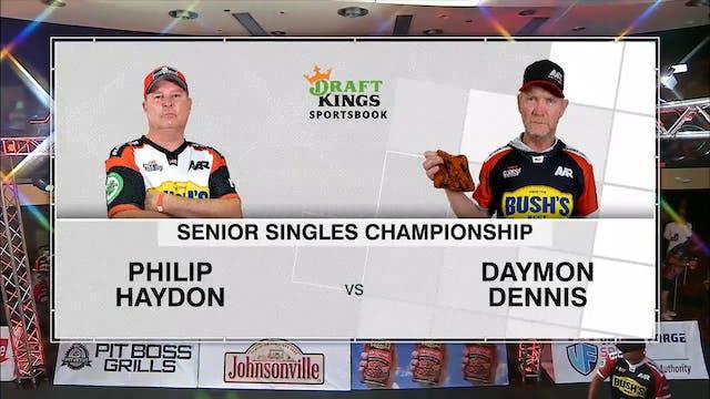 Final Chase Daymon Dennis vs Philip H...