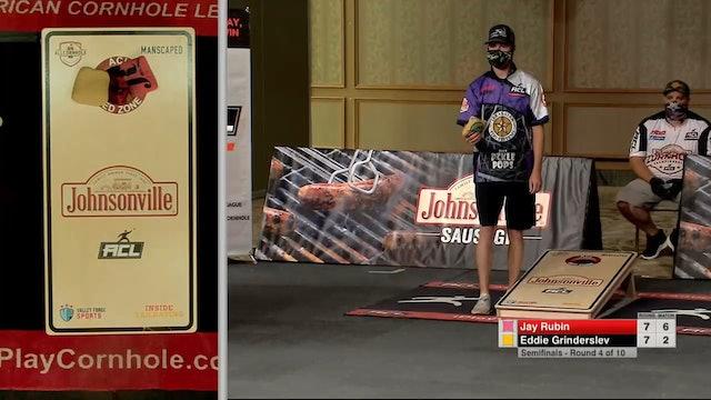 Galveston Qualifier Grinderslev vs. Rubin
