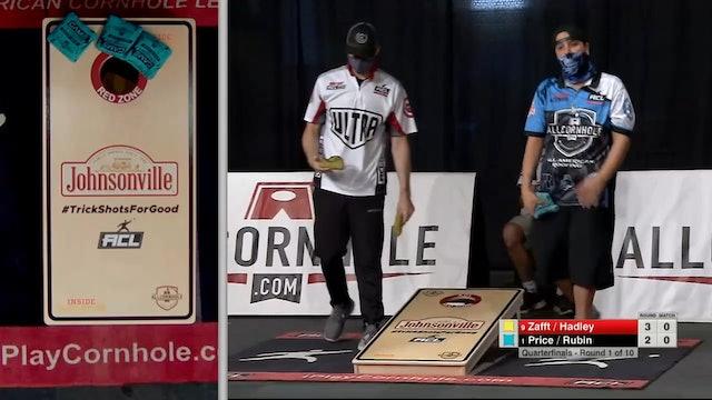 Phoenix Qualifier Rubin-Price vs. Hadley-Zafft