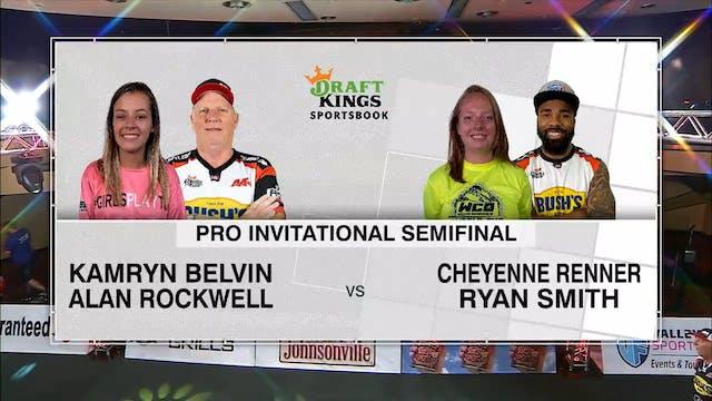 2021 Pro Invitational Renner-Smith vs...