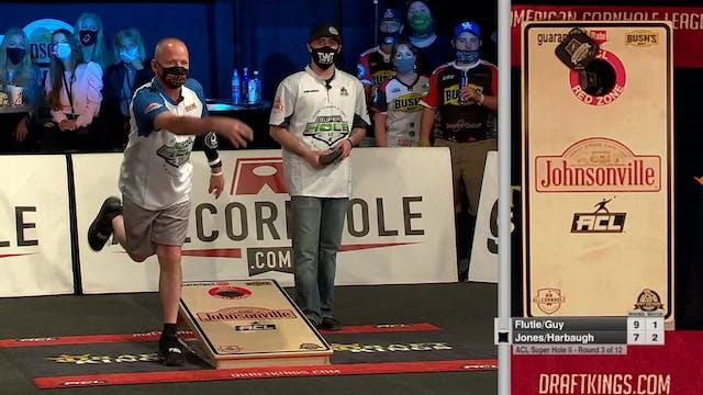 SuperHole II Flutie & Guy Win