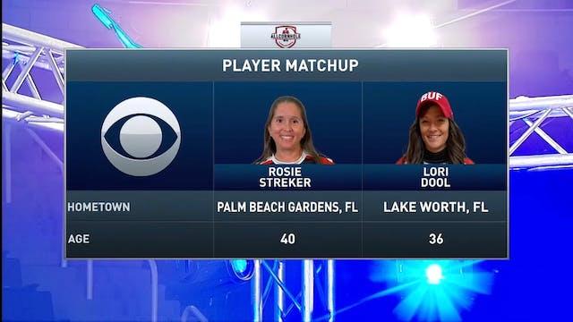 2021 Pro Shootout #2 Lori Dool vs Ros...