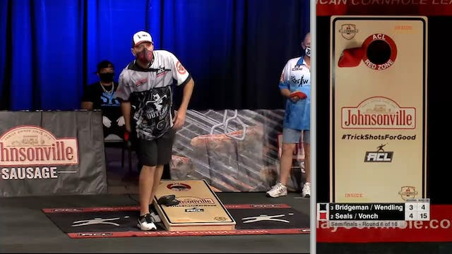 Las Vegas Qualifier Vonch-Seals vs. W...
