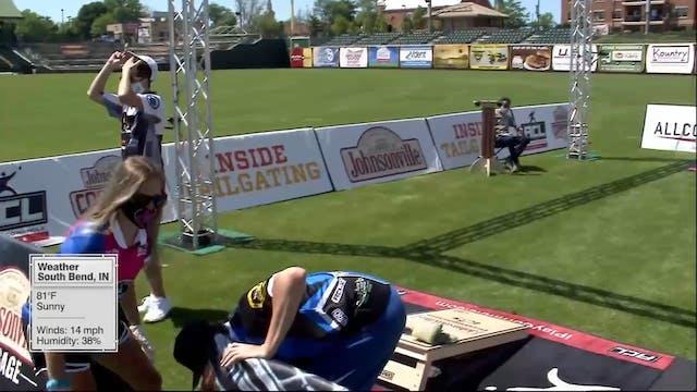 South Bend Qualifier Windsor vs. Wooten