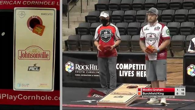 Modlin Graham Doubles Win Rock Hill Qualifier