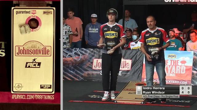 2021 Final Chase Ryan Windsor Pro Singles Win