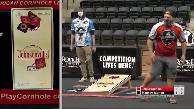 Rock Hill Qualifier Graham vs. Morton