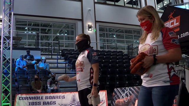2020 USA Cornhole Kitzmiller-Storms vs. Loftin-Rhodes