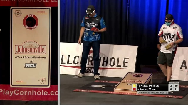 Phillips and Hiatt vs. Vonch and Seals Ending