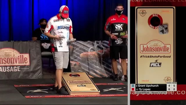 Las Vegas Qualifier Lopez vs. Upchurch