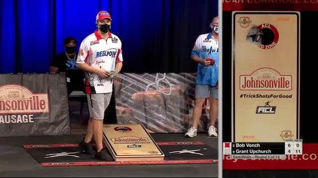 Las Vegas Qualifier Vonch vs. Upchurch
