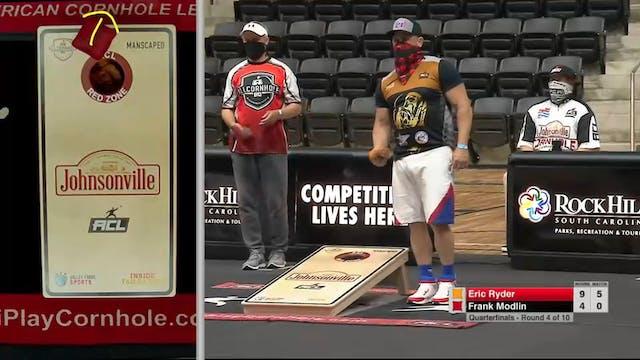 Rock Hill Qualifier Modlin vs. Ryder