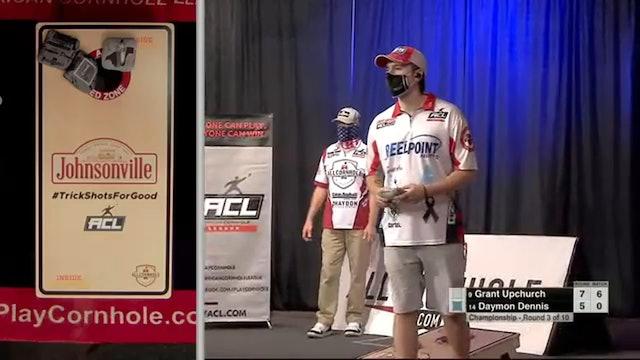 Las Vegas Qualifier Upchurch vs. Dennis