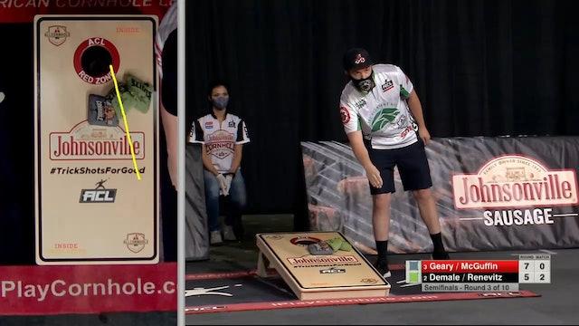 Phoenix Qualifier Geary-McGuffin vs. Demale-Renevitz