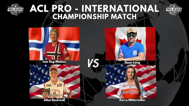 ACL Pro-International Virtual Invitational 2