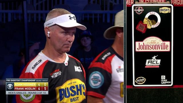 2021 Pro Shootout Championship Adam Hissner Men Singles Win