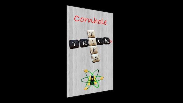 Cornhole Science Tips and Tricks Maxi...