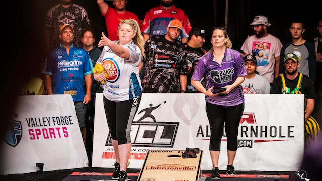 2019 ACL World Championships Mixed Do...