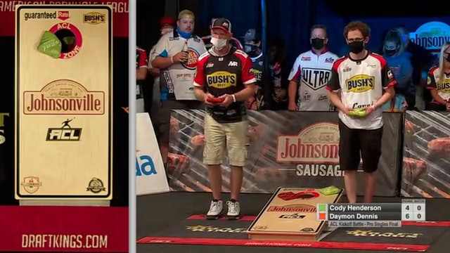 2021 Kickoff Battle Daymon Dennis vs. Cody Henderson