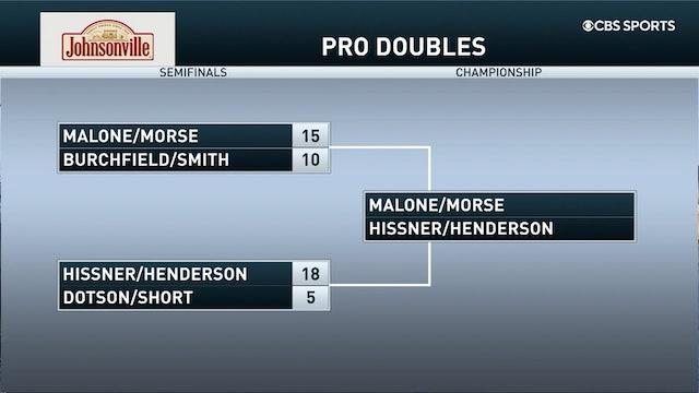 2021 Pro Shootout #7 Malone-Morse vs Henderson-Hissner