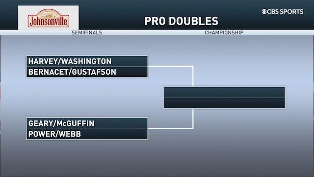 2021 Pro Shootout #1 Bernacet-Gustafson vs Harvey-Washington