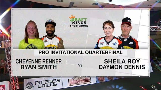 2021 Pro Invitational Smith-Renner vs...