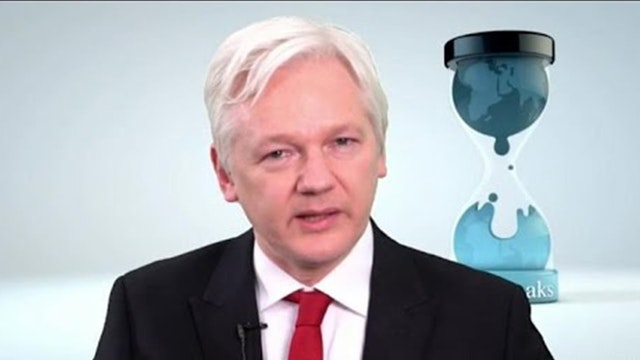 LIVE: WIKILEAKS PROVES CIA BUGS 'FACT...