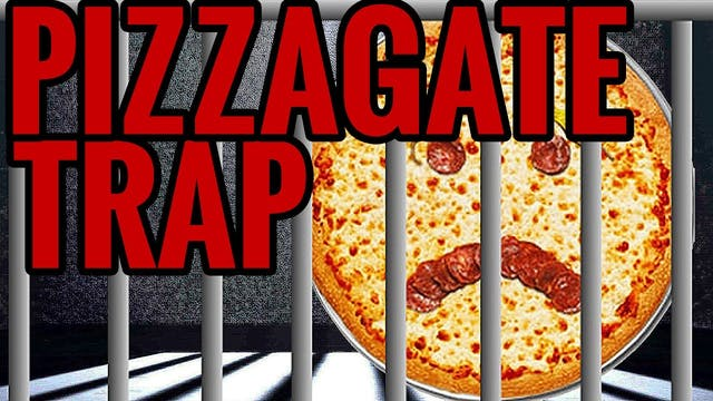 CONFIRMED! PIZZAGATE WAS AND IS A TRAP