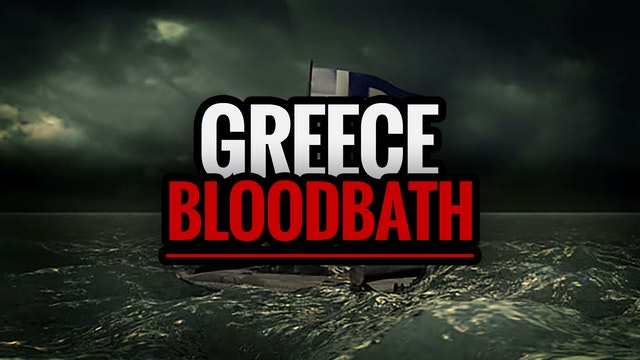 Greece Stock Market Bloodbath
