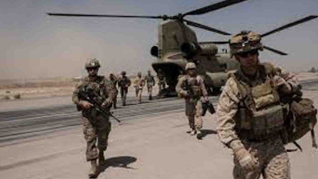 BREAKING!! U.S. TROOPS DEPLOYED TO SA...