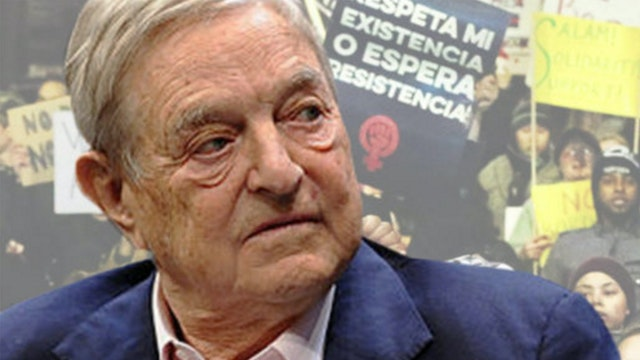 SOROS BACKS TRUMP LAWSUITS TO OVERTHR...