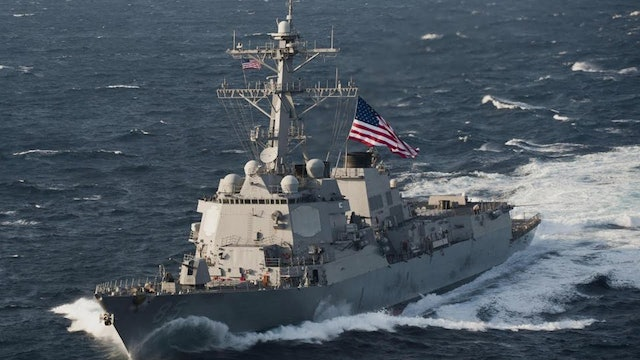 BREAKING! CHINA PROVOKES U.S. WARSHIP IN S. CHINA SEA